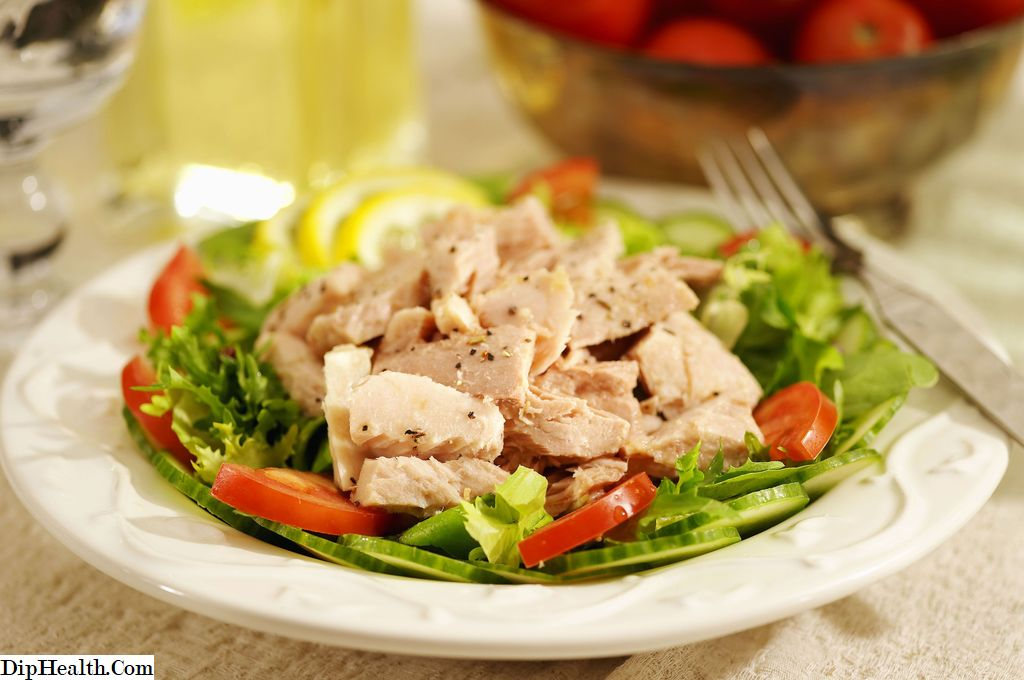 Calorie-Nagbibilang-And-Nutrisyon-Katotohanan: Tuna Nutrition Facts, Calories, at Health Benefits