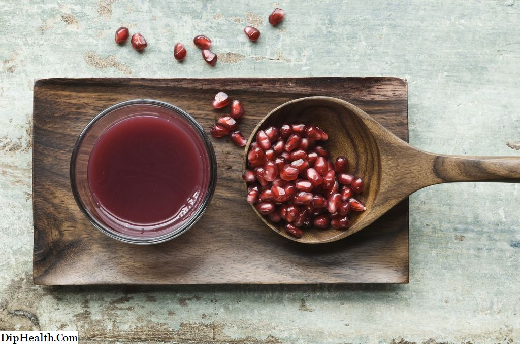 Sports-Nutrisyon: Pomegranate Juice at Muscular Strength